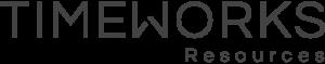 resurssien hallinta Timeworks Resources logo